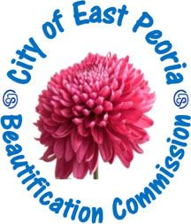 City of East Peoria Beautification Commission Logo