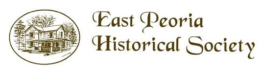 East Peoria Historical Society Logo
