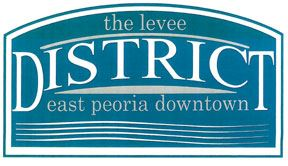 The Levee District - East Peoria Downtown Logo