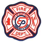 East Peoria Fire Department Logo